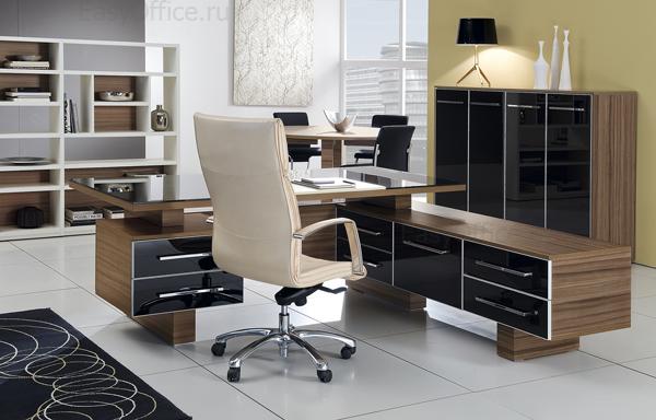 Кабинет руководителя и мебель для кабинета директора