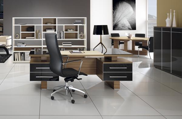 Дизайн-проект офисного помещения от Richard Lampert