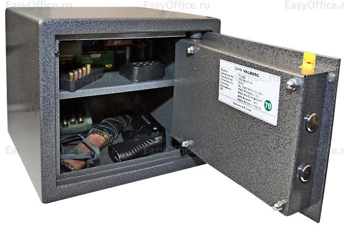 Электронный сейф своими руками