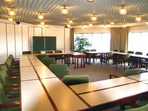 Модульный стол для совещаний в