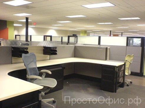 Návrh kancelárskych priestorov