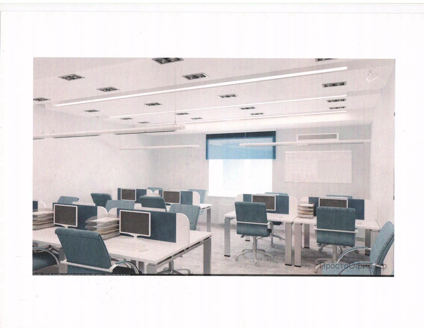 фото схема расположения столов в офисе