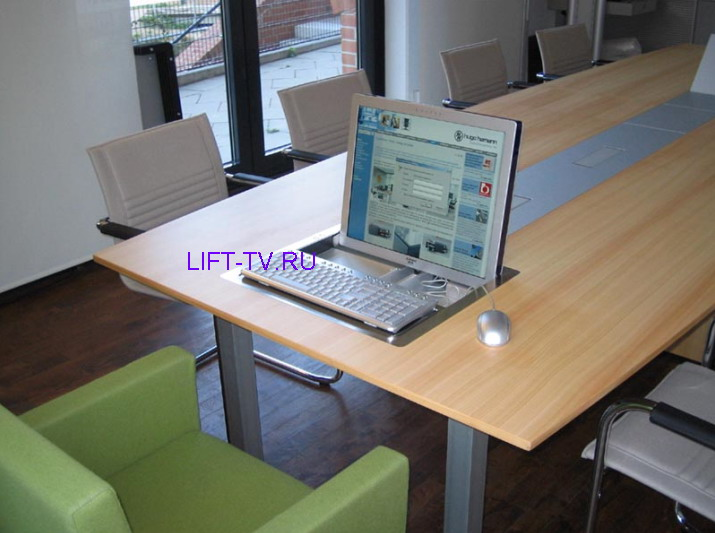 встроенный компьютер в стол